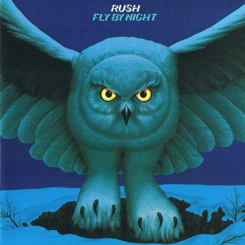 Classic Rock Rush Fly By Night Lp Was Sold For R75